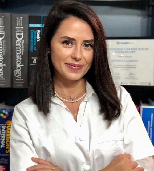 Dr. Andreea Calinescu